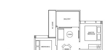 hyll-on-holland-floor-plan-2-bedroom-type-a1-singapore